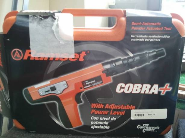 cobra semi automatic tool